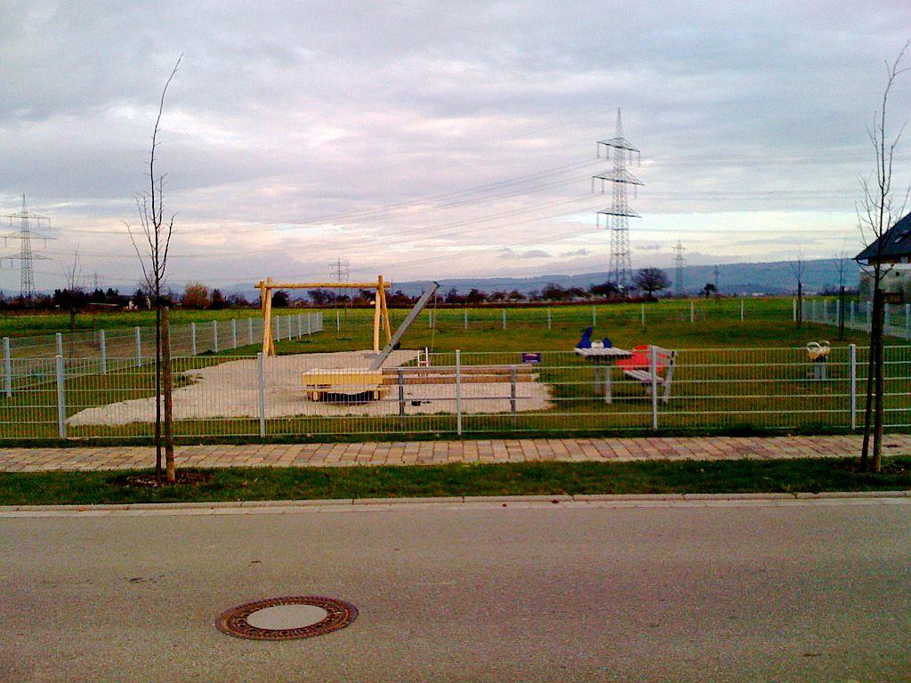 Kinderspielplatz an der Runz